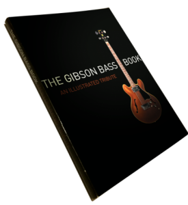 The Gibson Bass Book, An illustrated tribute, Buy the book here