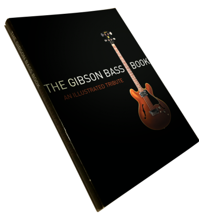 The Gibson Bass Book