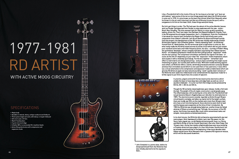 Gibson Bass Book, Page 66-67