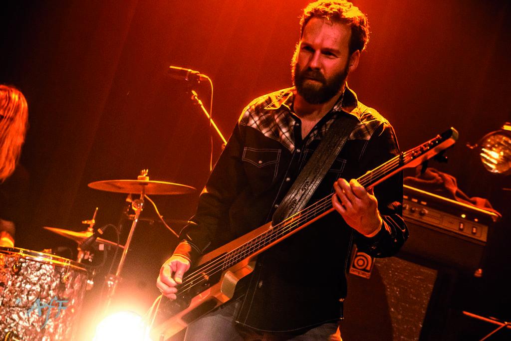 Rob van den Broek, maker of The Gibson Bass Book