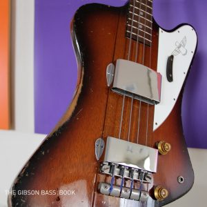 Thunderbird II 1963, The Gibson Bass Book