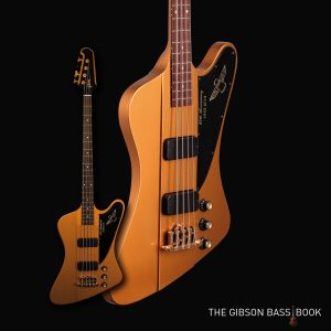 50th anniversary Thunderbird, The Gibson Bass Book