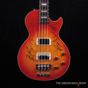 LP Standard 8 string, The Gibson Bass Book, Rob van den Broek