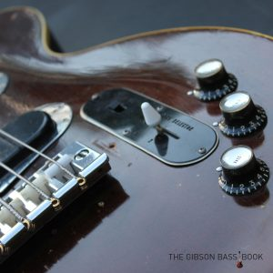 1969 Gibson Les Paul Bass, The Gibson Bass Book, Rob van den Broek