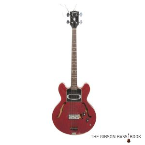 1968 EB-2 Les Paul prototype bass, The Gibson Bass Book
