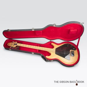 New Old Stock 1975 Ripper, The Gibson Bass Book, Rob van den Broek