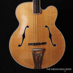 Super 400 AB, The Gibson Bass Book, Rob van den Broek