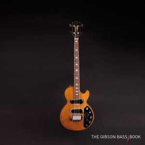 1974 Gibson Les Paul Bass - Triumph, The Gibson Bass Book, Rob van den Broek