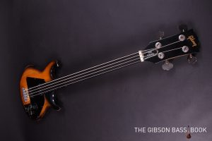 Fretless Gibson Ripper, The Gibson Bass Book