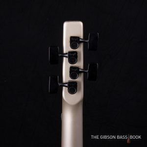20/20 Bass, Ned Steinberger headstock, The Gibson Bass Book