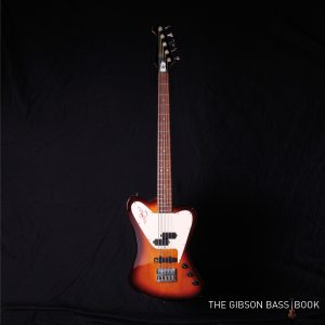 Epiphone Non Reverse Thunderbird, The Gibson Bass Book