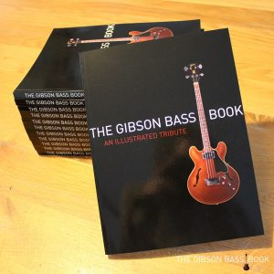 A stack of Gibson Bass Books, Christmas present, Gibson bass