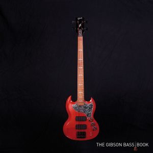 Gibson SG-Z, The Gibson Bass Book, Gallery