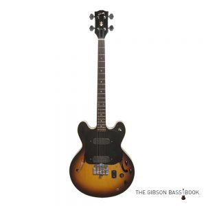 1968 Les Paul Prototype EB-2, The Gibson Bass Book, Rob van den Broek, Gallery