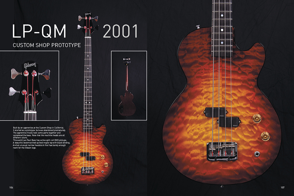 Gibson Bass Book, Page 106-107
