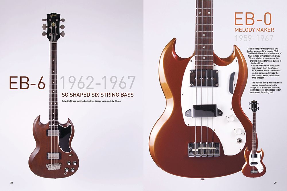 Gibson Bass Book, Page 28-29