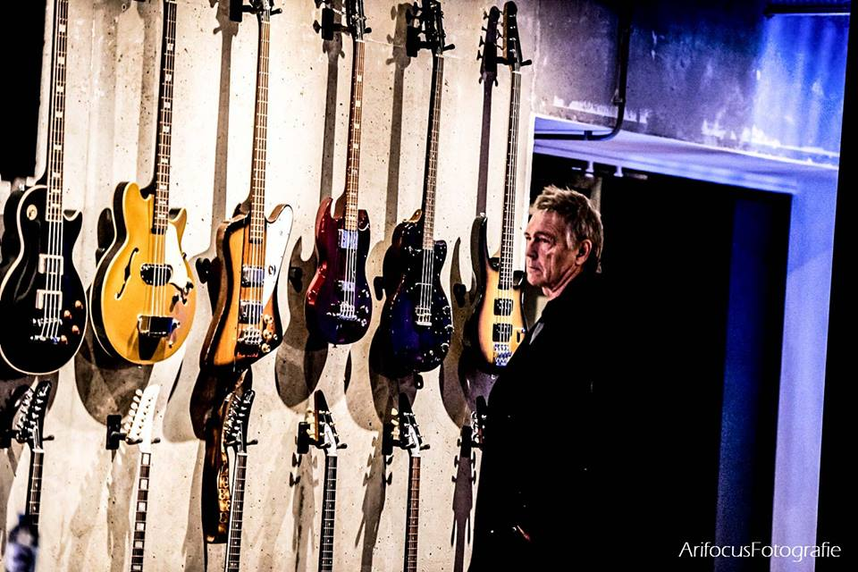 The Gibson Bass Book, book release party, Rinus Gerritsen, Thunderbird, EB-3, Jack Casady Signature, Les Paul bass