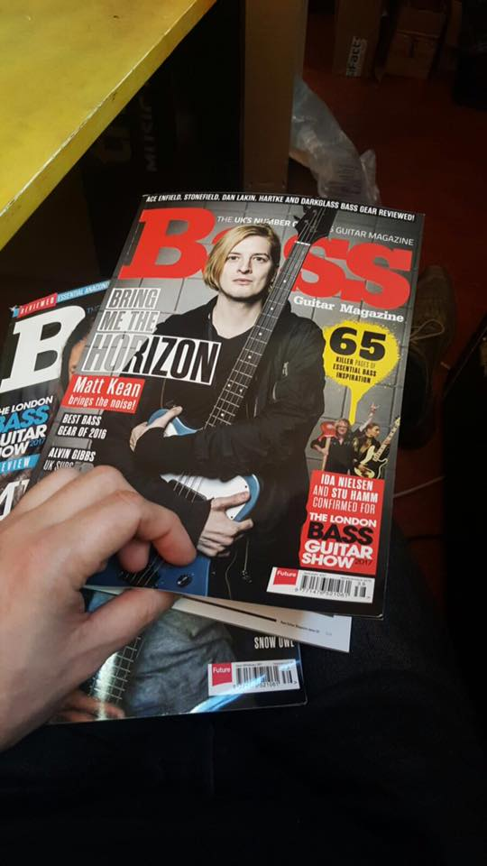 Press, Bass Guitar magazine review, The Gibson bass Book