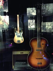 Early Electric Gibson Bass