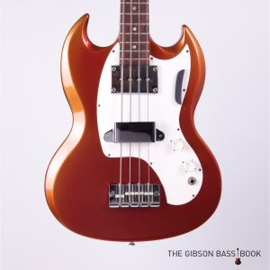 Melody Maker EB-0, The Gibson Bass Book