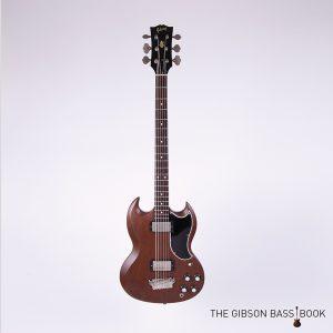 EB-6 SG Bass, The Gibson Bass Book