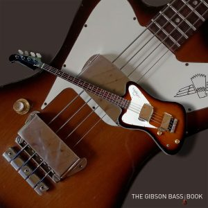 Lefthanded Non Reverse Thunderbird, Tom Petersson, The Gibson Bass Book