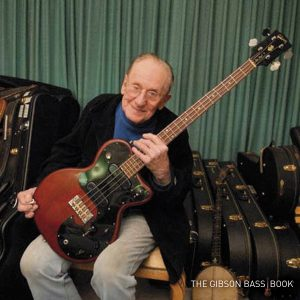 Les Paul with prototype bass, The Gibson Bass Book