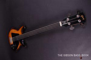 Fretless Gibson Ripper, The Gibson Bass Book
