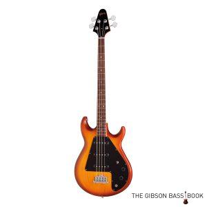 2012 Gibson Grabber 3 © The Gibson Bass Book. Rob van den Broek