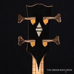 Super 400 AB, Headstock back, The Gibson Bass Book, Rob van den Broek