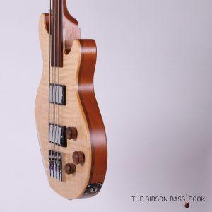LP Doublecut, The Gibson Bass Book
