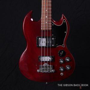 Gibson EB-3 1976, The Gibson Bass Book
