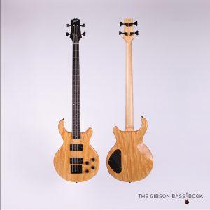Gibson Primavera prototype from 2001
