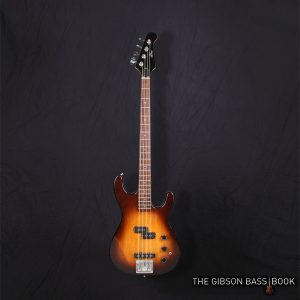 1987 The Heritage HB-1, The Gibson Bass Book, Rob van den Broek