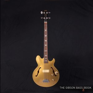 1976 Les Paul Signature bass, The Gibson Bass Book, Rob van den Broek