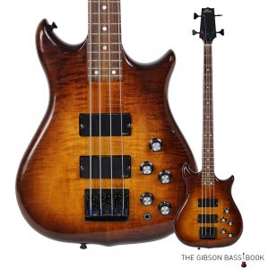 1993 Heritage HB-IV, The Gibson Bass Book, Rob van den Broek