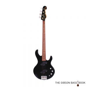 1997 Lee Sklar Signature, The Gibson Bass Book, Rob van den Broek