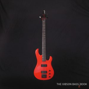 1987 Gibson IV bass, Gibson Bass Book, Thunderbird in disguise, Rob van den Broek